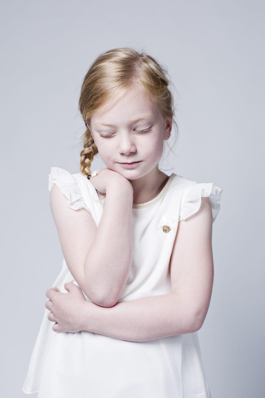 kind portret child portrait high key
